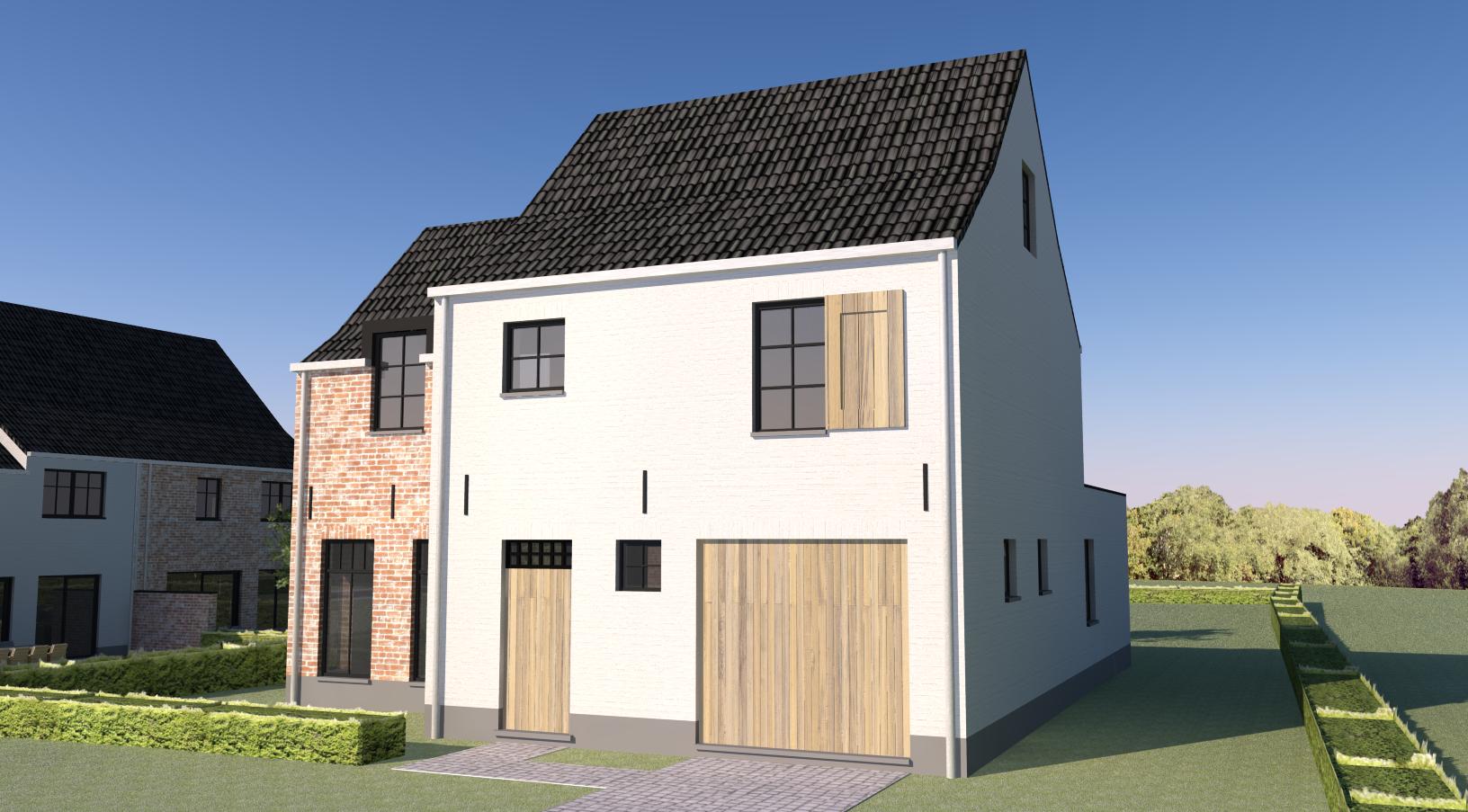 Lot 4 – Holsbeek – alleenstaande woning >>
