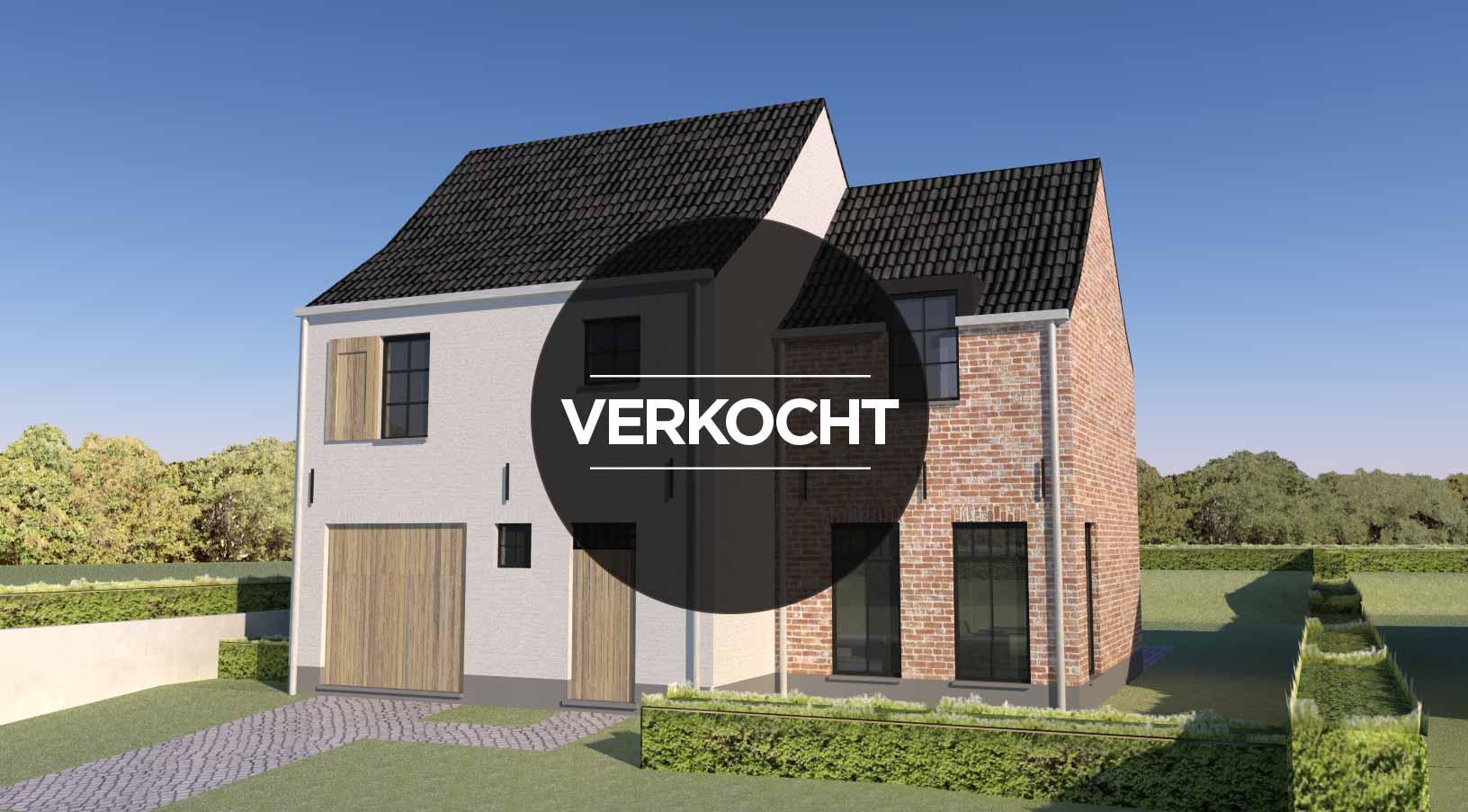Lot 1 – Holsbeek – alleenstaande woning >>